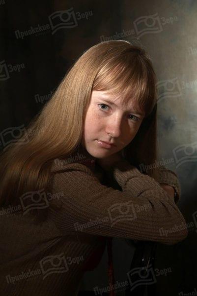 Фотопортрет девочки