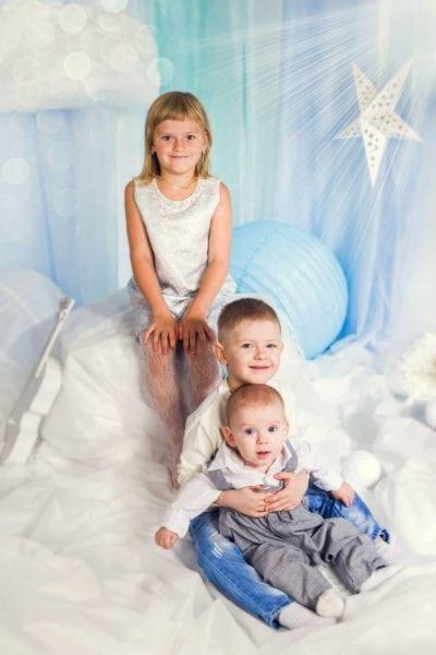 Изображение семейная фотосессия