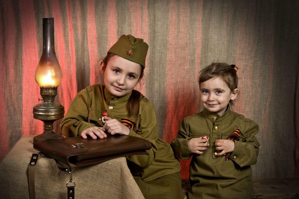 Изображение детской фотосессии
