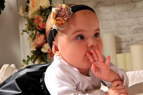 Семейная фотосессия - дочка
