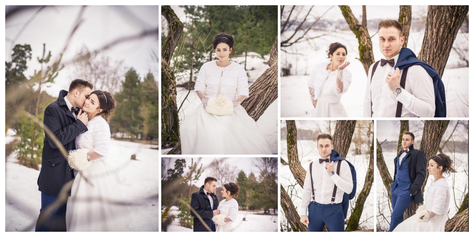 Фотокнига свадебная пример