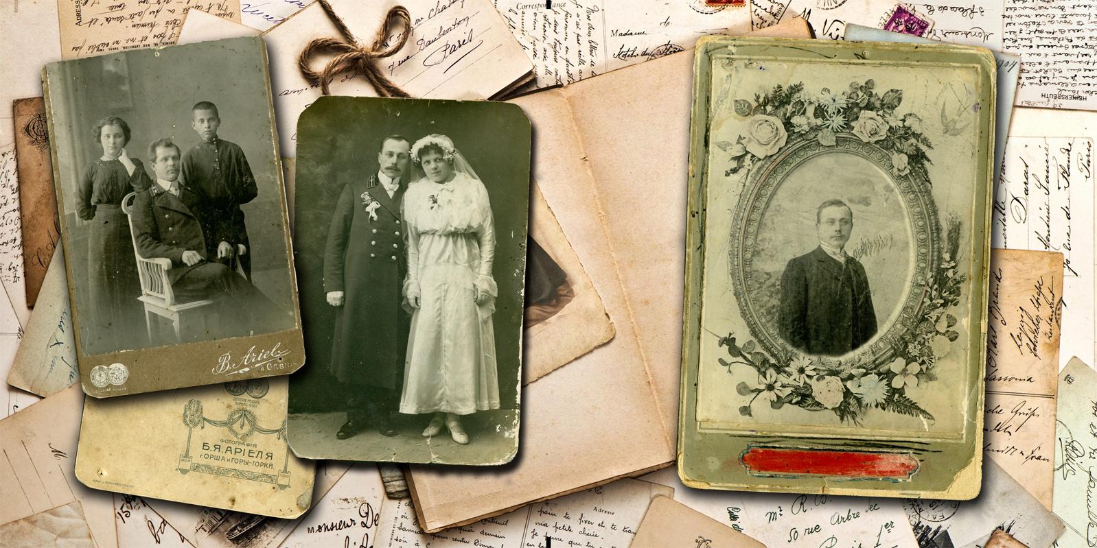 архивная фотокнига для портфолио