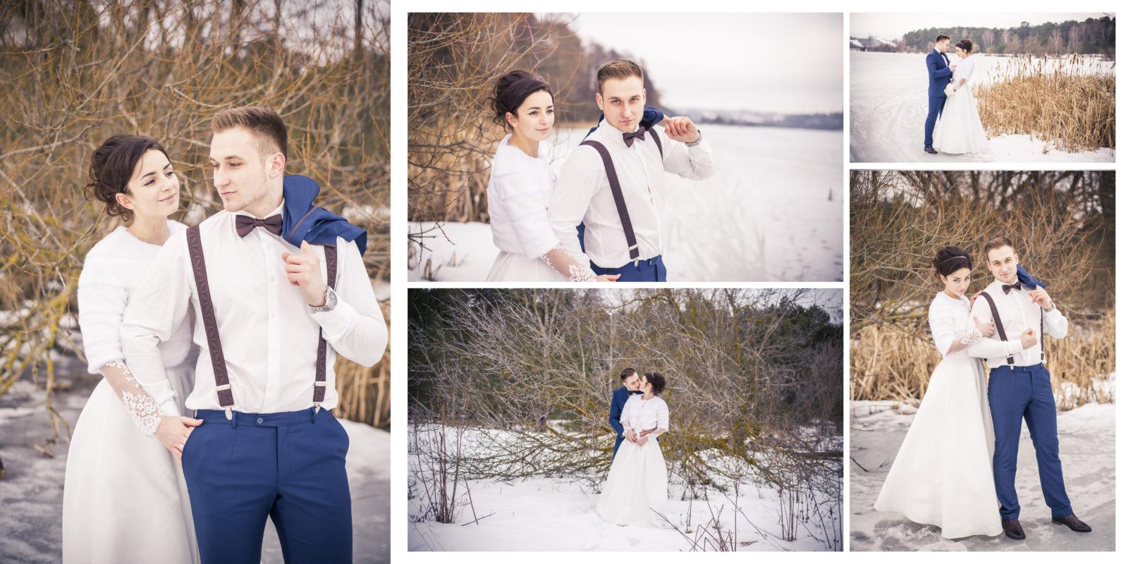 Фотокнига свадебная жених и невеста