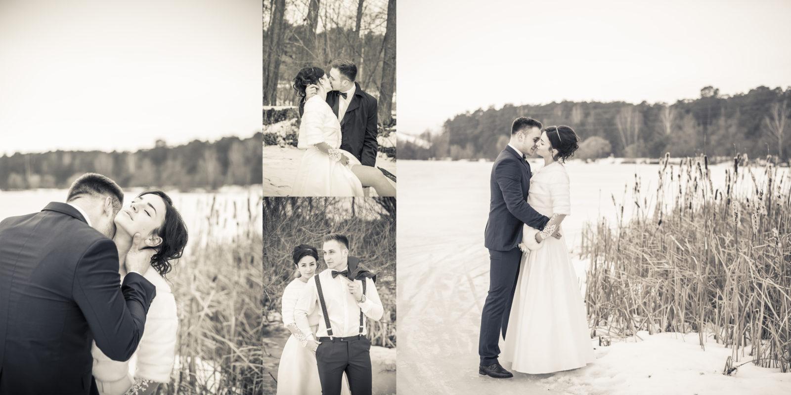 свадебный фотоколлаж