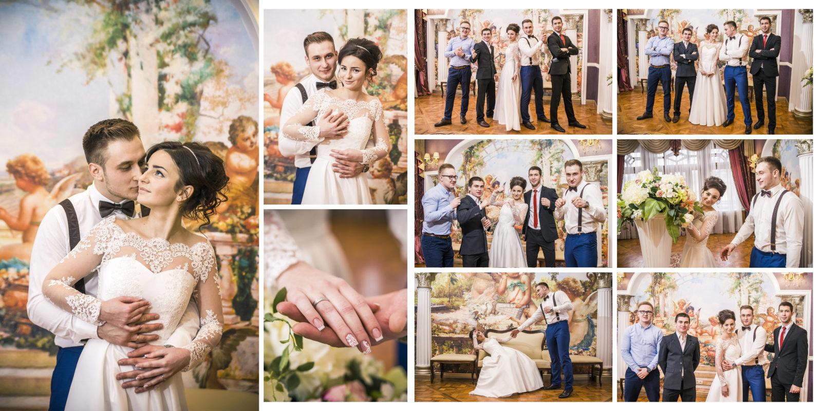 свадебная фотопечать